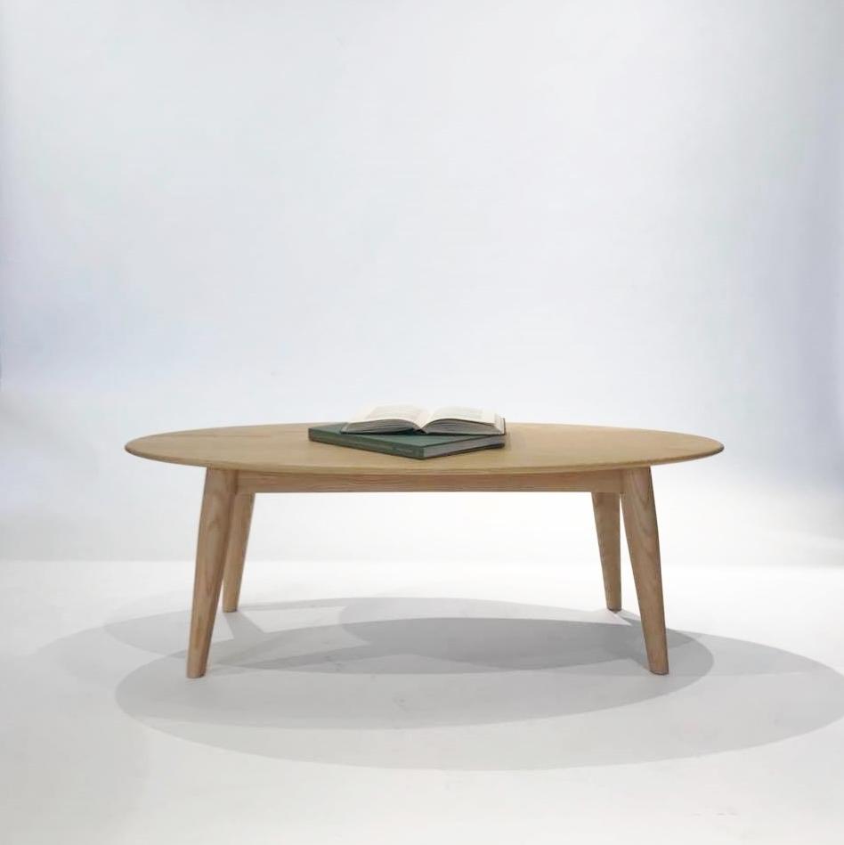 センターテーブル(楕円)
