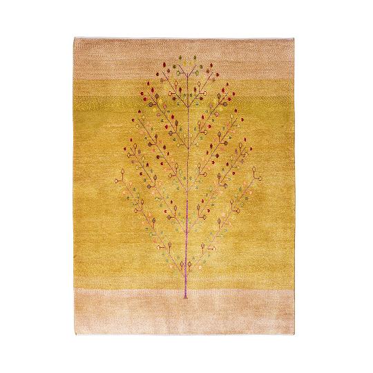 ゾランヴァリギャッベ 198×153cm