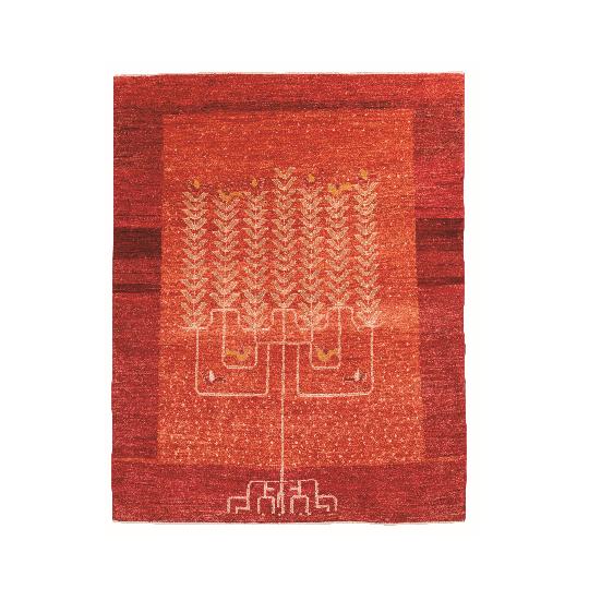 ゾランヴァリギャッベ 191×152cm