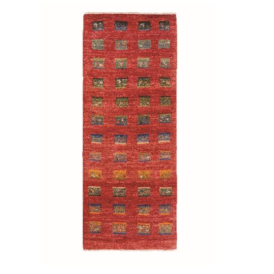 ゾランヴァリギャッベ 127×50cm